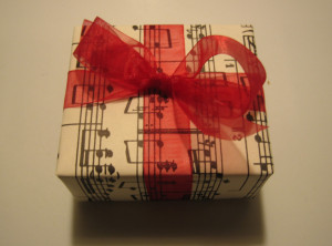 music gift for boyfriend